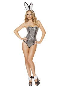 4505 - 2pc Naughty Rabbit Costume
