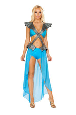 4787 - Roma Costume 1pc Mother of Dragons game of thrones