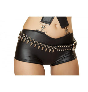 BELT102 Studded Bullet Belt - Roma Costume 2014 Costumes,Accessories