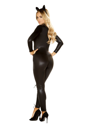 4875 - Roma Costume 2pc Cat Prowler Catwoman Batman