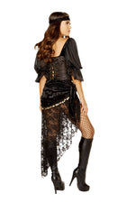 4880 - Roma Costume 5pc Gypsy Maiden