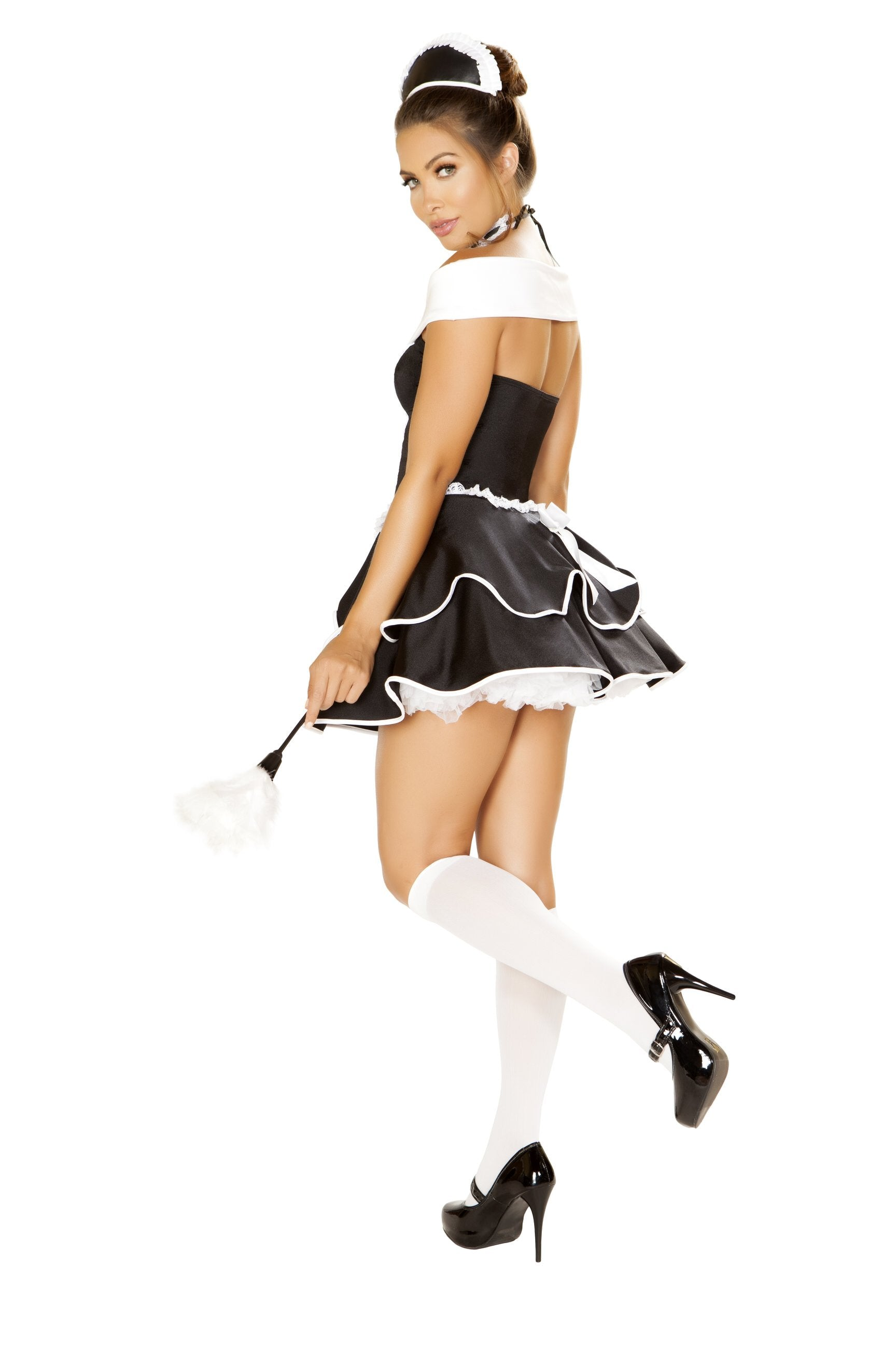 4886 - Roma Costume 4pc Sexy Chamber Maid