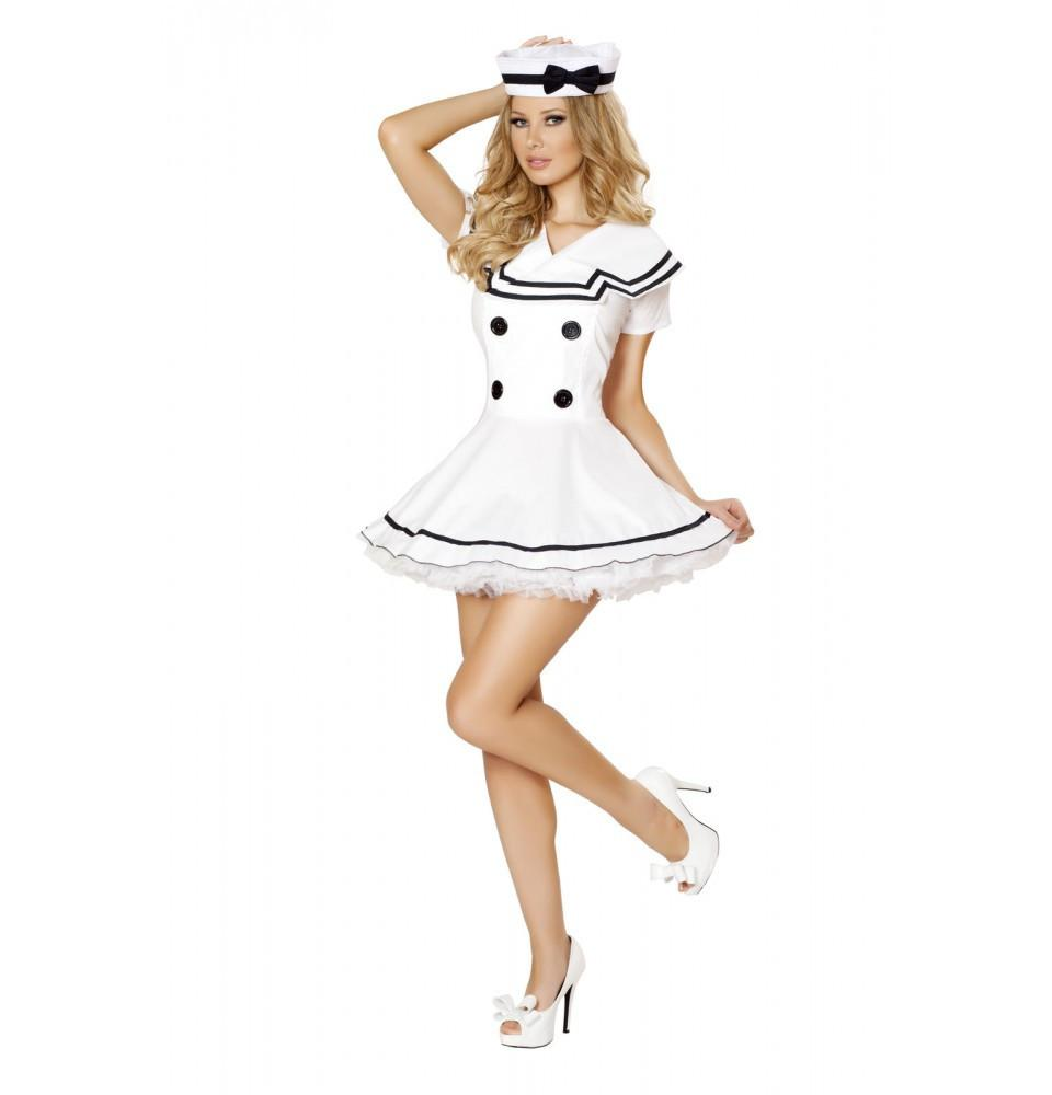 4525 2pc Sexy Sailor Maiden Costume - Roma Costume New Products,Costumes,2014 Costumes - 1