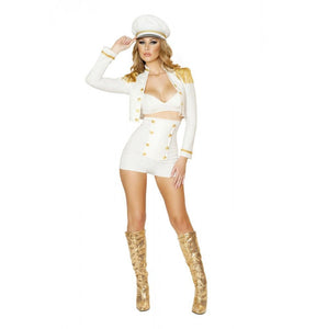 4521 3pc Sultry Sailor Babe Costume - Roma Costume Costumes,2014 Costumes,New Products - 1