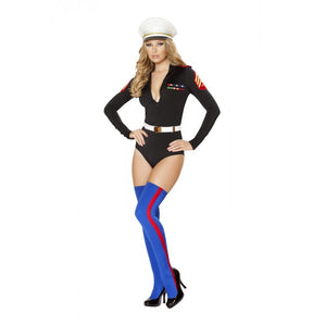 4520 2pc Sexy Marine Mama Costume - Roma Costume Costumes,New Products,2014 Costumes - 1