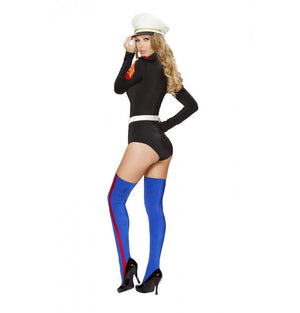 4520 2pc Sexy Marine Mama Costume - Roma Costume Costumes,New Products,2014 Costumes - 2