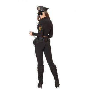 4501 6pc Seductive Cop Costume - Roma Costume New Products,Costumes,2014 Costumes - 2