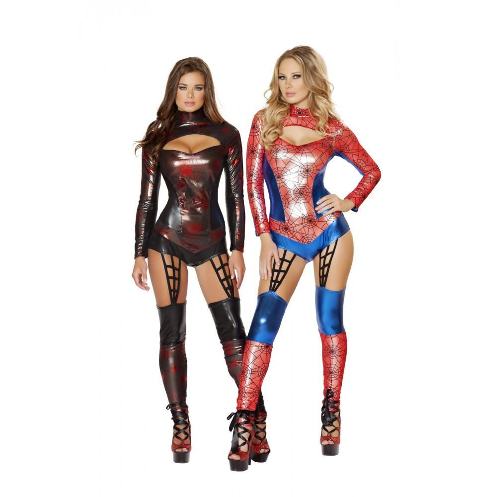 4490 1pc Web Spinner Costume - Roma Costume New Products,Costumes,2014 Costumes - 3