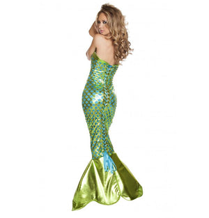 4577 1pc Sexy Sea Creature - Roma Costume Costumes,New Arrivals,New Products - 2