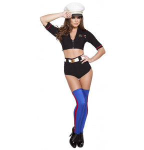 4593 3pc Navy Yard Mistress - Roma Costume New Arrivals,New Products,Costumes - 1