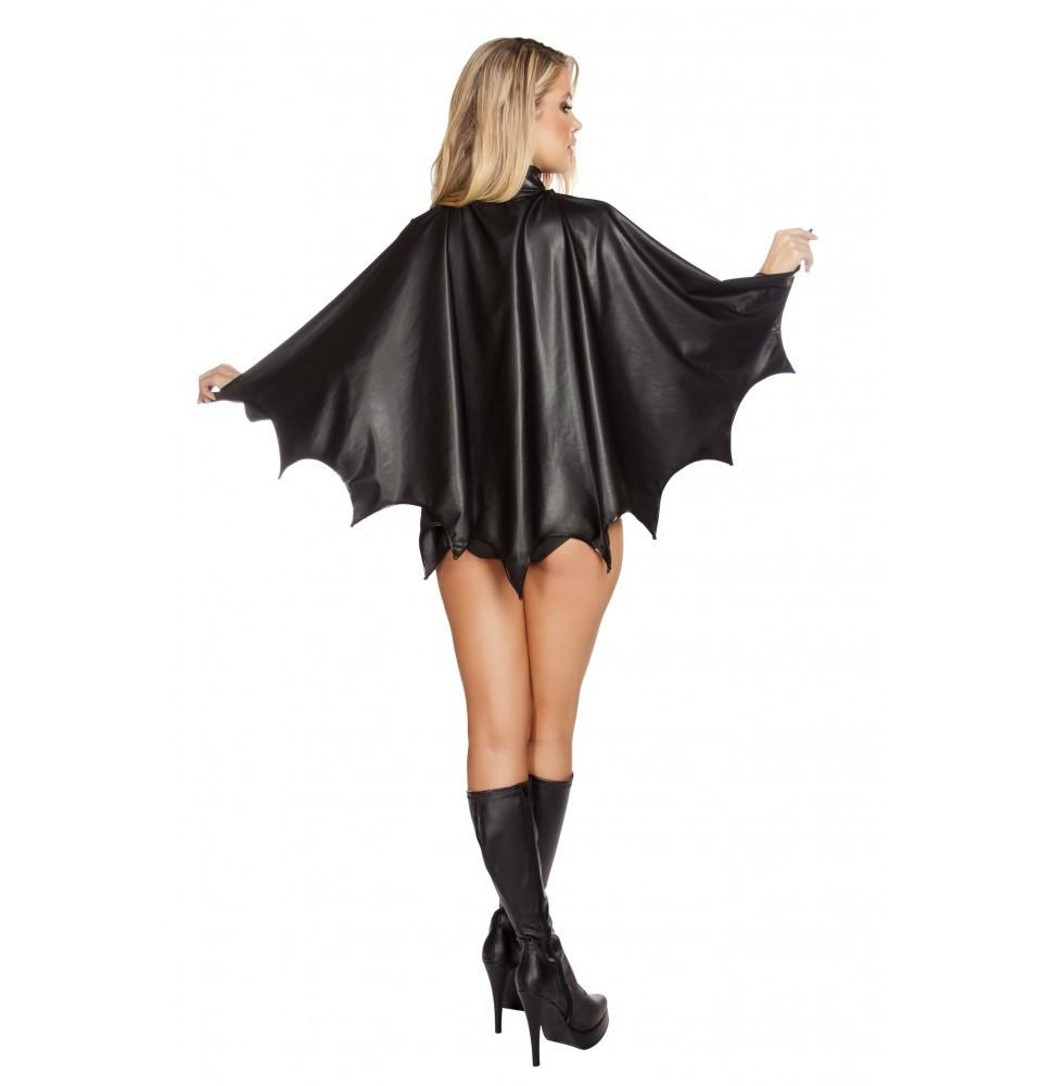 4596 3pc Sexy Night Vigilante - Roma Costume New Products,New Arrivals,Costumes - 3
