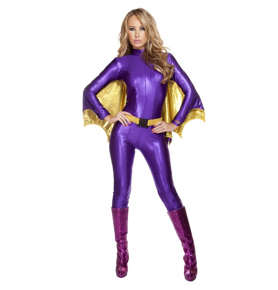 4597 3pc Sexy Bat Warrior - Roma Costume Costumes,New Products,New Arrivals - 1