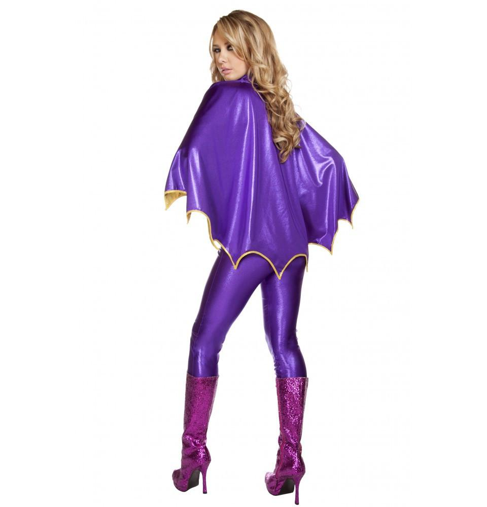 4597 3pc Sexy Bat Warrior - Roma Costume Costumes,New Products,New Arrivals - 2
