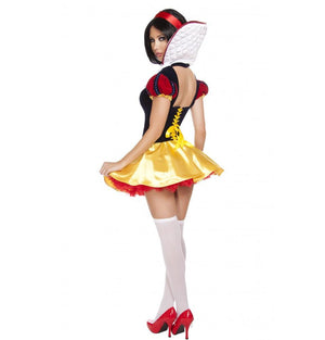 4615 2pc Sultry Snow - Roma Costume Costumes,New Products,New Arrivals - 2