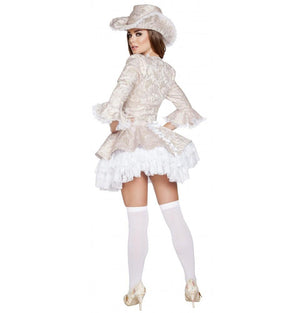 4620 4pc Marie Antoinette - Roma Costume Costumes,New Products,New Arrivals - 2