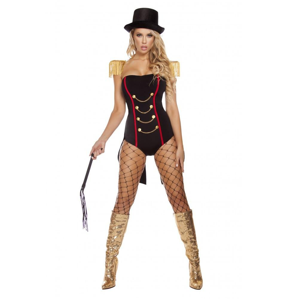4623 4pc Ravishing Ringleader - Roma Costume New Arrivals,New Products,Costumes - 1
