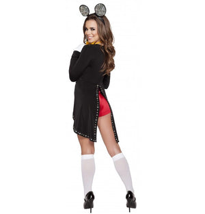 4624 5pc Mousy Maiden - Roma Costume Costumes,New Products,New Arrivals - 2
