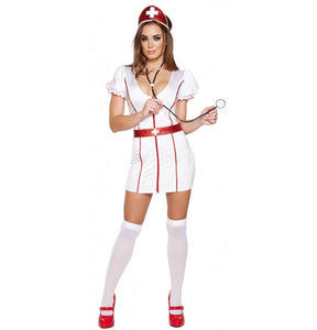 4638 4pc Caretaker Cutie - Roma Costume Costumes,New Products,New Arrivals - 1