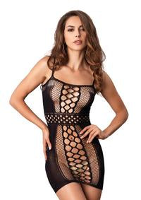 Multi Net Dress