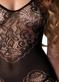 Vixen Jacquard Bodystocking - PlaythingsMiami