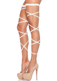 Garter Leg Wrap - PlaythingsMiami