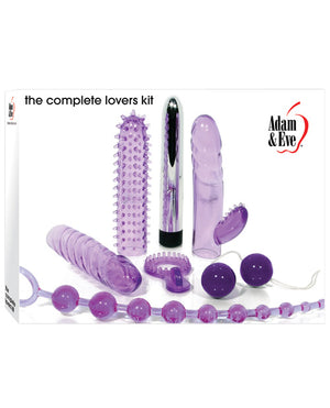 Adam & Eve The Complete Lovers Kit - PlaythingsMiami