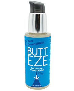 Butt EZE Anal desensitizing w/Hemp 2oz - PlaythingsMiami