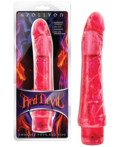 Red Devil Tempter Dildo Playthings Miami