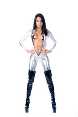 Bodysuit Long Sleeve Catsuit