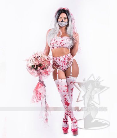 *Exclusive* Zombie Bride Costume