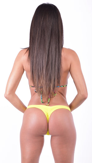 Bikini Micro Bottom Thong - PlaythingsMiami