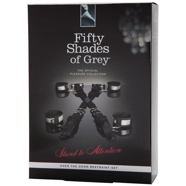 Fifty Shade of Grey Stand to Attention Over the Door Restraint