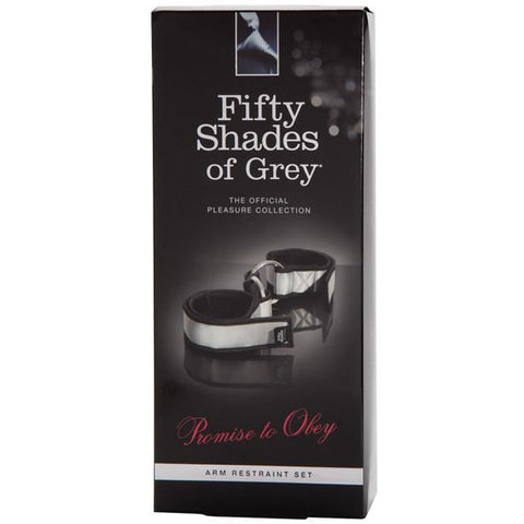 Fifty Shade of Grey Promise to Obey Arm Restraints