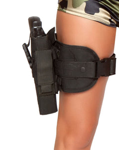Gun Leg Holster - PlaythingsMiami