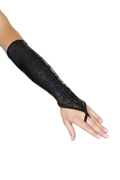 Elbow Length Mermaid Gloves - PlaythingsMiami