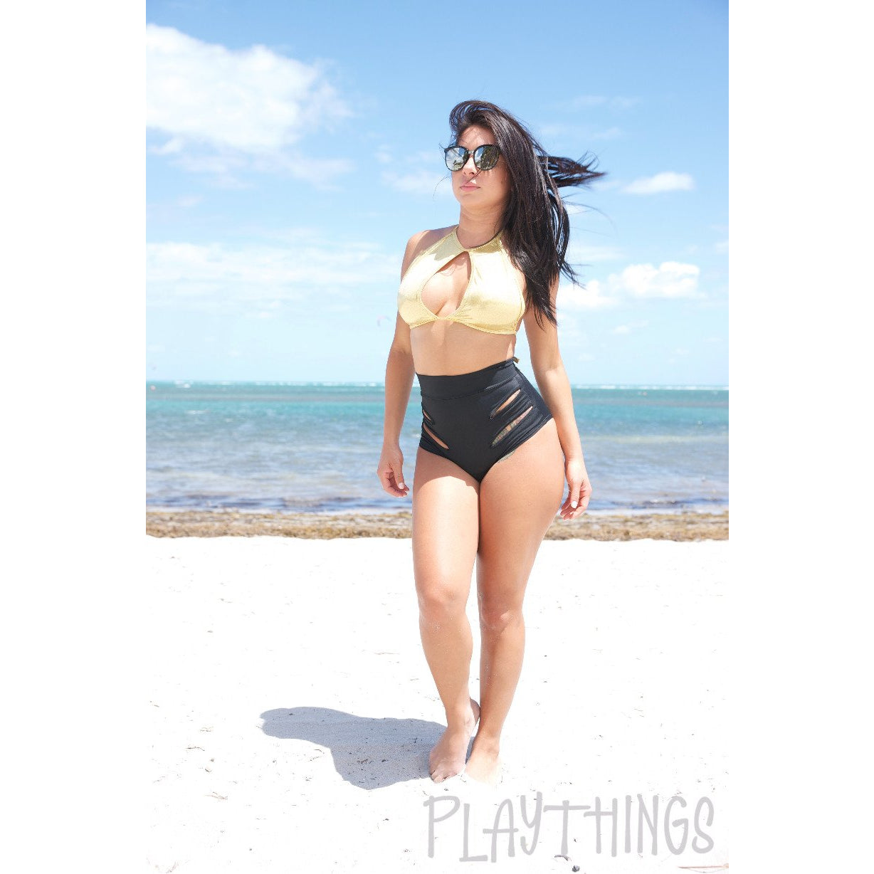 Halter Top - PlaythingsMiami
