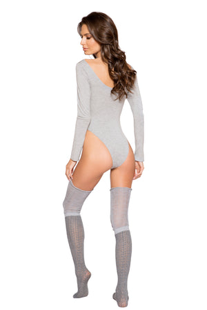 LI280 - Cozy Long Sleeved Bodysuit