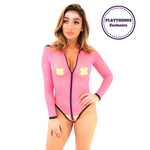 *Exclusive* Sexy Hooded Bodysuit - PlaythingsMiami