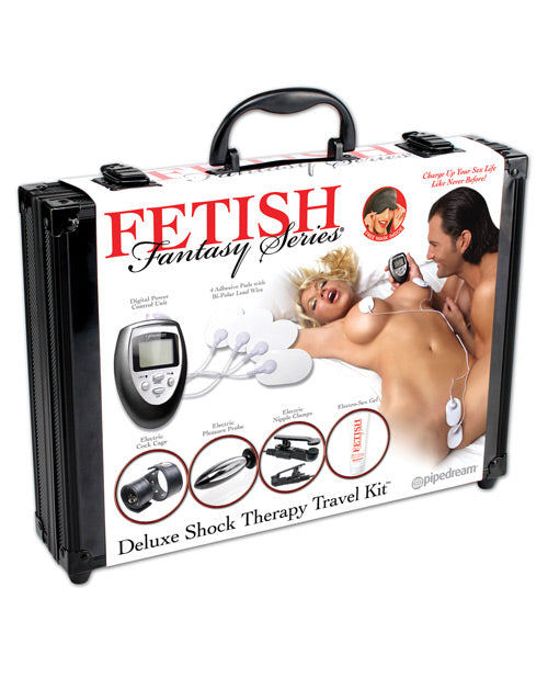 Fetish Fantasy Series Shock Therapy Travel Kit - PlaythingsMiami