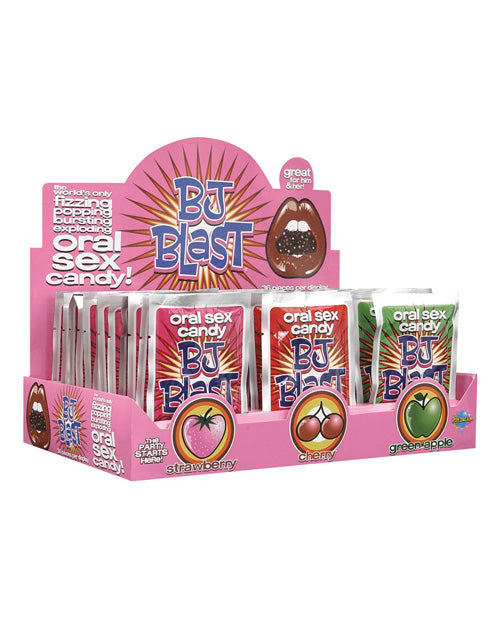 BJ Blast Oral Sex Candy - PlaythingsMiami
