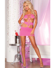 Nocturnal Seamless Mini Dress