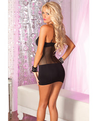 Adrenaline Seamless Net Dress