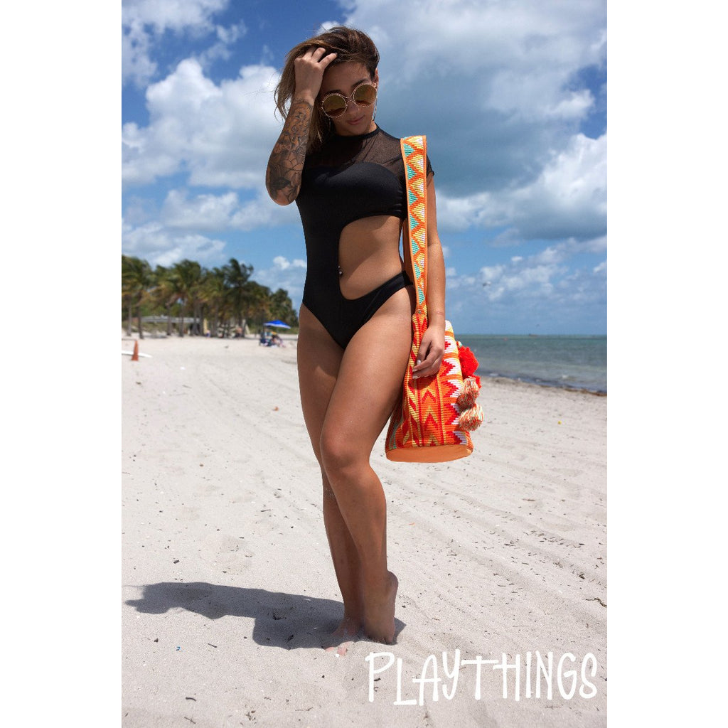 *New Collection* One-Piece Sexy Swimwear - PlaythingsMiami