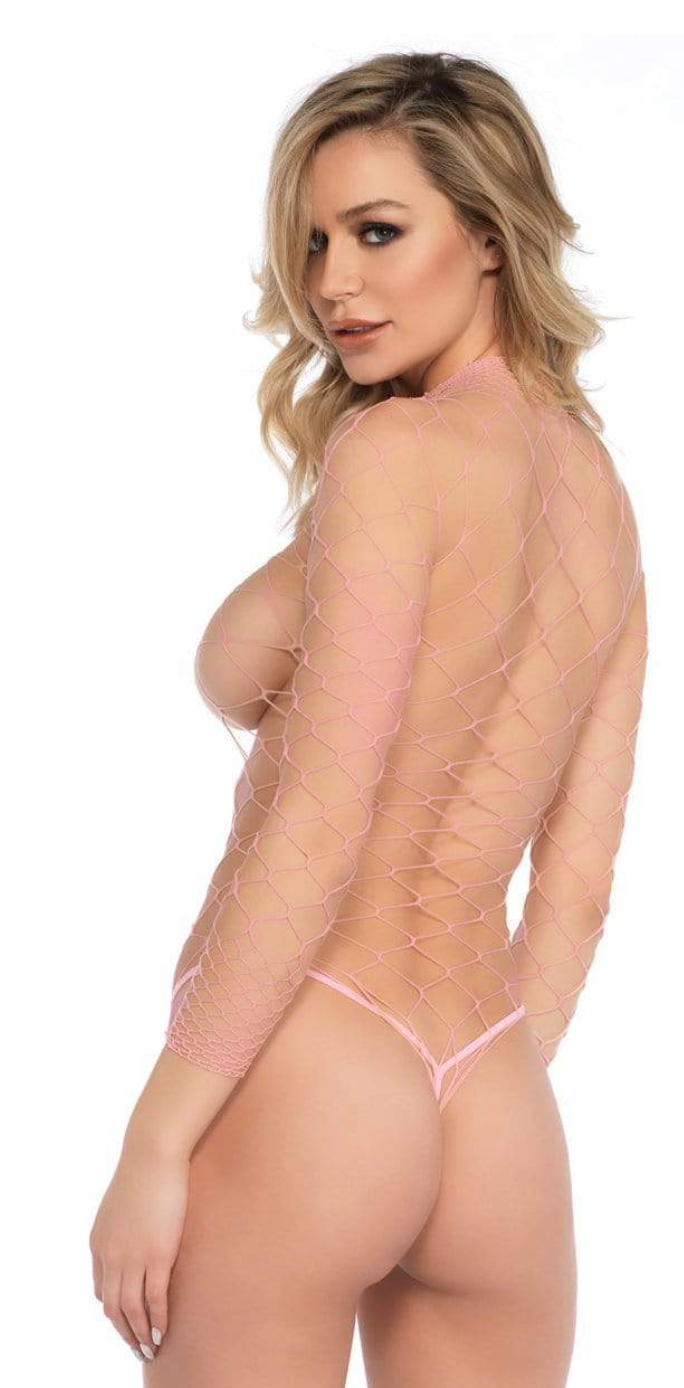 Fishnet Bodysuit 89210
