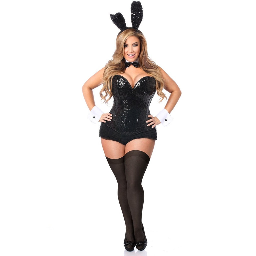 Bunny Sequin Costume - PlaythingsMiami