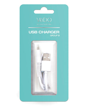 Vedo Charger Type A and Type B