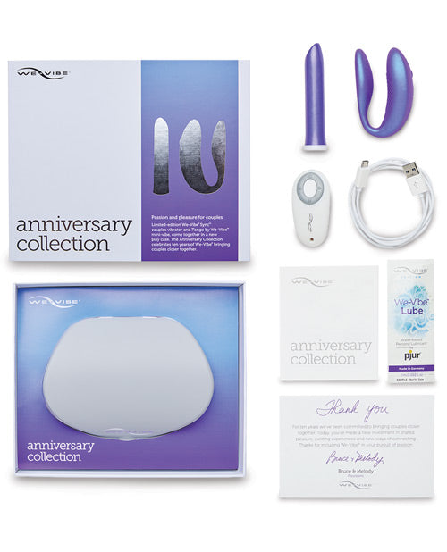 We Vibe Anniversary Collection- Best Seller - PlaythingsMiami