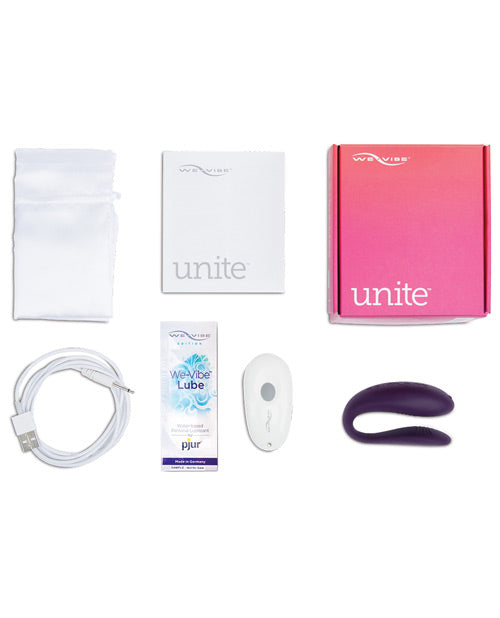 We-Vibe Unite Couples Vibrator - PlaythingsMiami