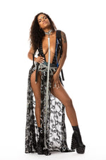 Styled by Playthings Rave Goddess 4pc Set