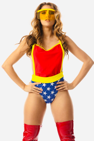 Exclusive Sexy Super Hero Wonder Woman